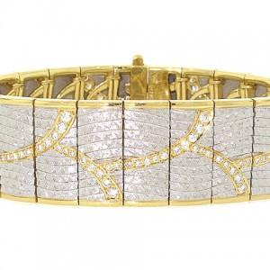 Michael Bondanza Diamond Bracelet