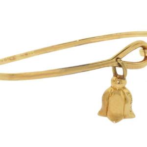 Christian Dior Flower Bracelet