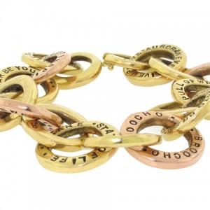 Aurora Lopez Mejia Link Bracelet