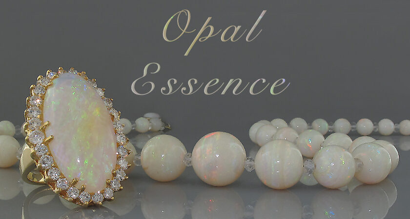 Balancing Acts – Libra and the Controlled Fire of the Opal