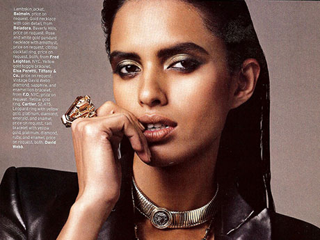 Elle Magazine — December 2010