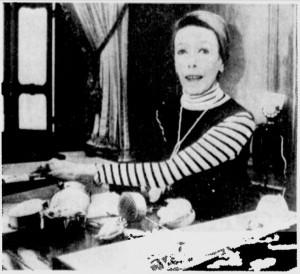 Marguerite Stix