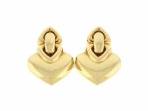 Bvlgari Doppio Cuore Earrings
