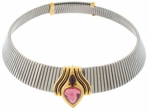 Bvlgari Collar Necklace