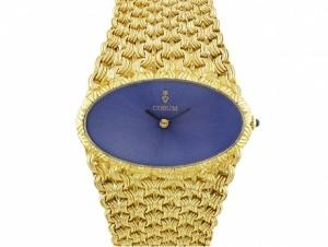 Vintage Corum Watch in 18K