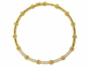 Henry Dunay Diamond Necklace