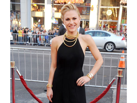 "Anna Paquin at the ""True Blood"" Final Season Premiere"