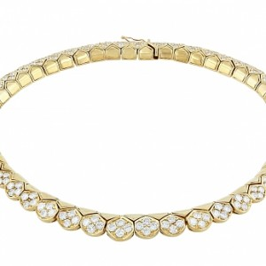 Diamond Collar Necklace