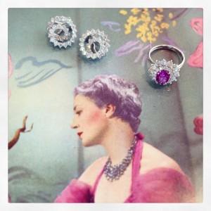 Tiffany Swirl Earrings