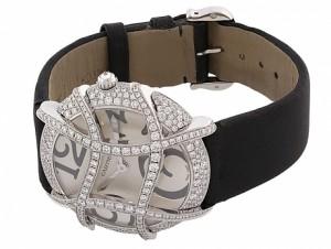 Cartier Diamond Ronde Folle Watch