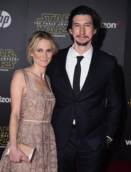 """Star Wars: The Force Awakens"" Premiere"