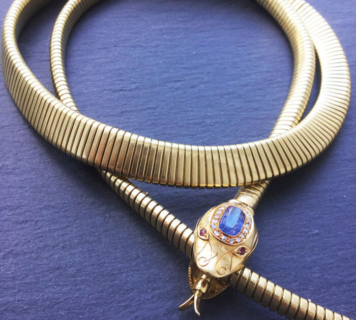 Did You Know? The 7 Most Interesting Facts About Serpent Motif Jewelry